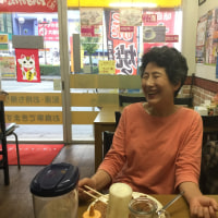 母と過ごした一日・・・ My mother is getting better than before !!