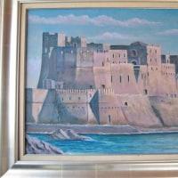 海外旅行で描いた油彩画(その23)