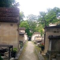 「イノサン」ファンは絶対行きたい‼パリモンマルトルのサンソン家の墓への行き方‼