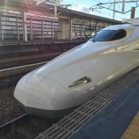 JR新幹線・姫路駅発「のぞみ132号」新神戸駅着