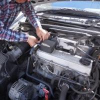 VW B4パサート・ヴァリアント、エンジン・オイルを交換しました。