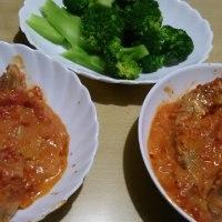 🐵 スペアリブのトマト煮込み