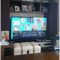 (追加:打ち上げは。。)きゃ~~大きい~~ヾ(≧▽≦)ノ 家のTVでクォン・サンウ『推理の女王』見てみたよ~~💛