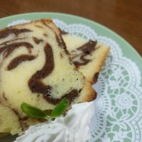 初めてのパウンドケーキ!