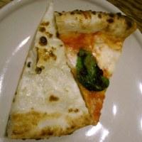 チーズと蜂蜜のピザ並びにピザマルゲリータ 平成28年6月