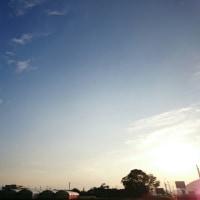 2016年12月8日 朝空
