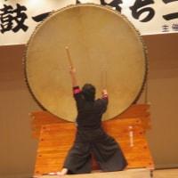 明日は岡谷市で開催されます、世界和太鼓打ち比べコンテストに行ってきます。