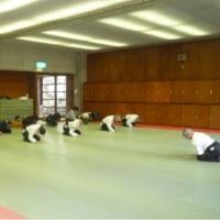躰道シーラカンスの整体体操 No.265 三分咲きの桜と運足法