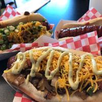 Hot dogs / ホットドッグ
