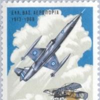 世界の名機  F104 戦闘機
