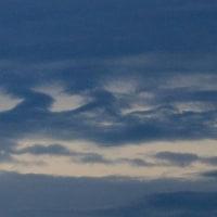 プチ ケルビン-ヘルムホルツ波状雲