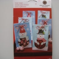 【クラフト】クリスマス・雪だるま<スノーマン>shopWA・ON