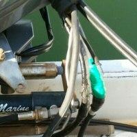 燃料ホース修理