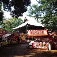 雑司ヶ谷・鬼子母神・御会式(秋祭り)