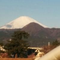 きれいな富士山