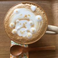mame caféのカプチーノ♡