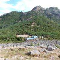 編笠山の写真をちょっと…。
