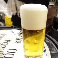 ビールスタンド重富とえび金の海老そば