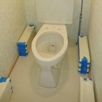 【トイレ】メゾングッチトイレ工事の進捗