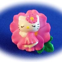 ご当地キティ 531-2 箱根 バラ Hakone Rose