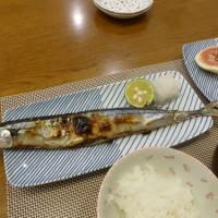 秋刀魚の秋