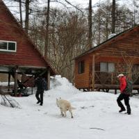 雪の節句、遠足