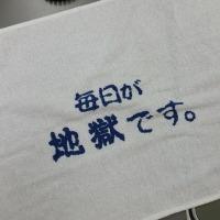 謎のタオル