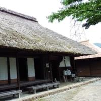 洒水の滝と丹沢湖(神奈川県山北町)