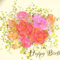 ♪♪♪谷 真理子 さん お誕生日おめでとうございます♪♪♪