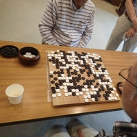 地域の囲碁大会