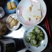 6月15日の夕飯のメニュー