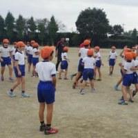 サッカー教室(10月23日)