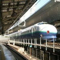 今はなき200系新幹線