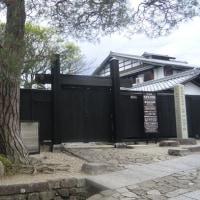 馬篭宿藤村記念館(写真)