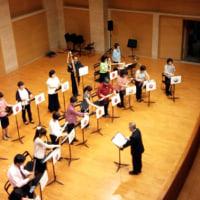 器楽協会本年度のスタート