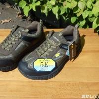「5Eのウオーキング靴」を買いました !