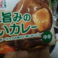 06/22朝 チキン?カレー🍛