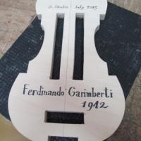 No.55 FERDINANDO  GARIMBERTI モデル(1942)