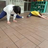 開脚 太田・首藤、別府・永野