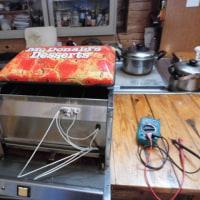 Mcパイオーブンが壊れました。