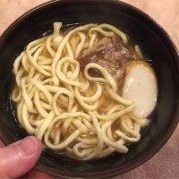 与那原そば 生麺