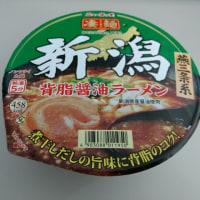 新潟背脂醤油ラーメン