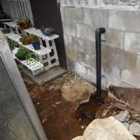 給水管工事・・・千葉市