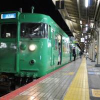 113系@京都