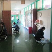 PTA環境整備作業