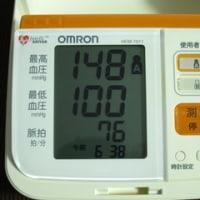 血圧が高い!思い当たることが多々あんね…  どれが原因やろ