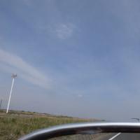 利根川から銚子方面に356号線を走る!