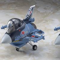 【なめんなよ!能ある鷹でも誤解される?】F-2戦闘機 180度旋回して後方の戦闘機さえ撃墜可能!