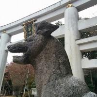 ★たまのお出かけ。三峯神社へ。