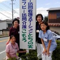 訪問看護とちの実ブログ開設しました。